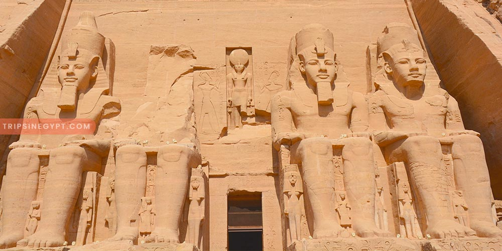 Abu Simbel Temples - Best Places to Visit In Aswan City - Trips In Egypt