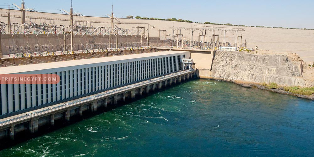 Aswan High Dam - Best Places to Visit In Aswan City - Trips In Egypt