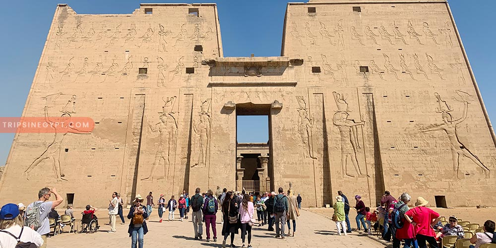 Edfu Temple - Best Places to Visit In Aswan City - Trips In Egypt
