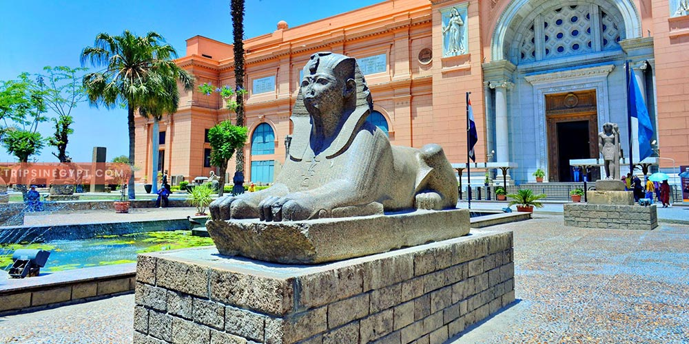 Egyptian Museum - Outdoor Activities to Do From Sharm El Sheikh - Trips In Egypt