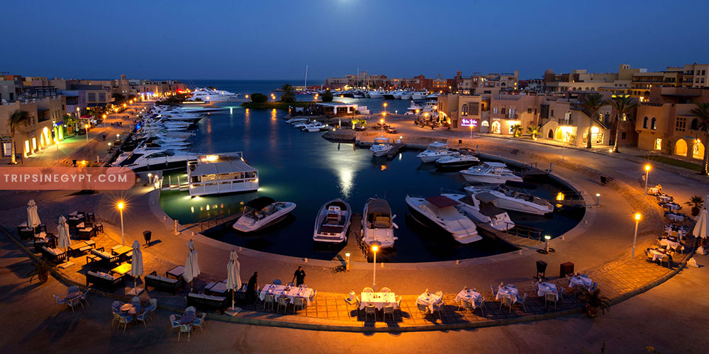 El Gouna Things to Do At Night - Trips In Egypt