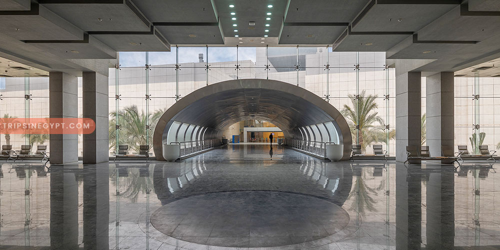 Entrance Fees For the National Museum of Egyptian Civilization - Trips In Egypt