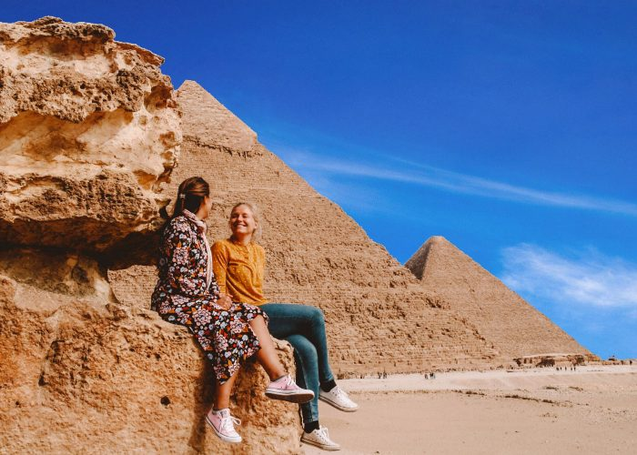 Giza Pyramids Complex - Egypt Day Tours Blog - Trips In Egypt