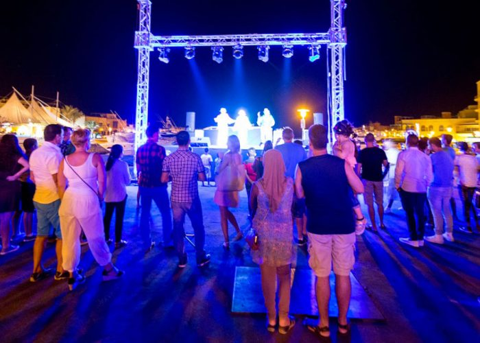 How to Spend Your Night In El Gouna - Trips In Egypt