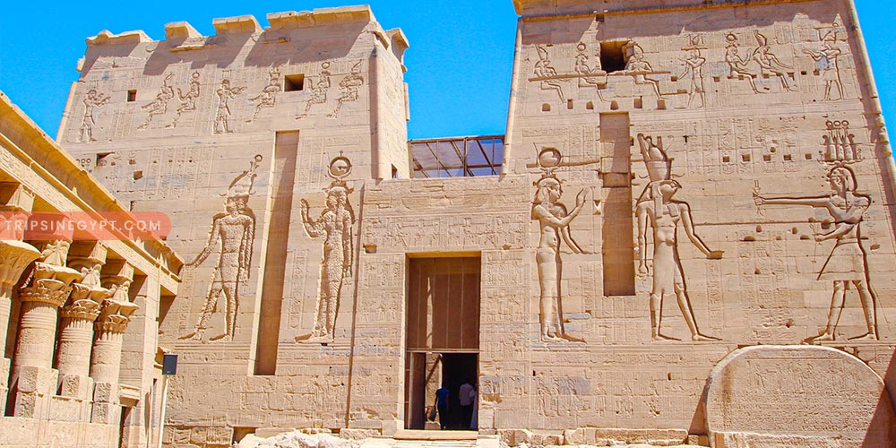 Philae Temple - Best Places to Visit In Aswan City - Trips In Egypt