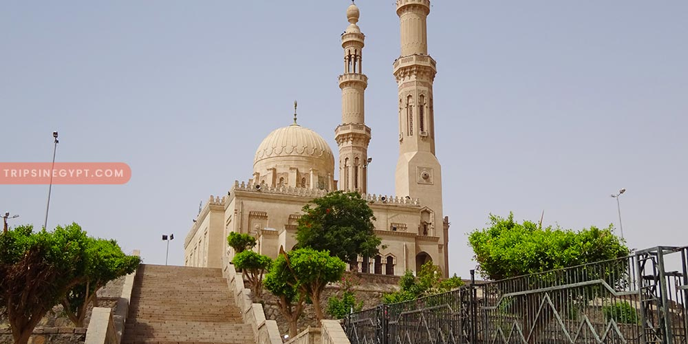 Tabiya Mosque - Best Places to Visit In Aswan City - Trips In Egypt
