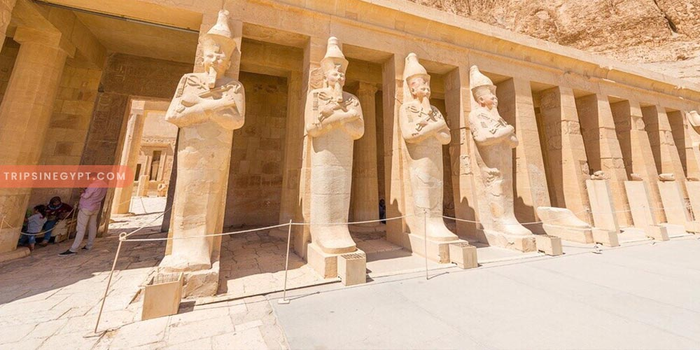 Temple of Hatshepsut - Outdoor Activities to Do From Sharm El Sheikh - Trips In Egypt