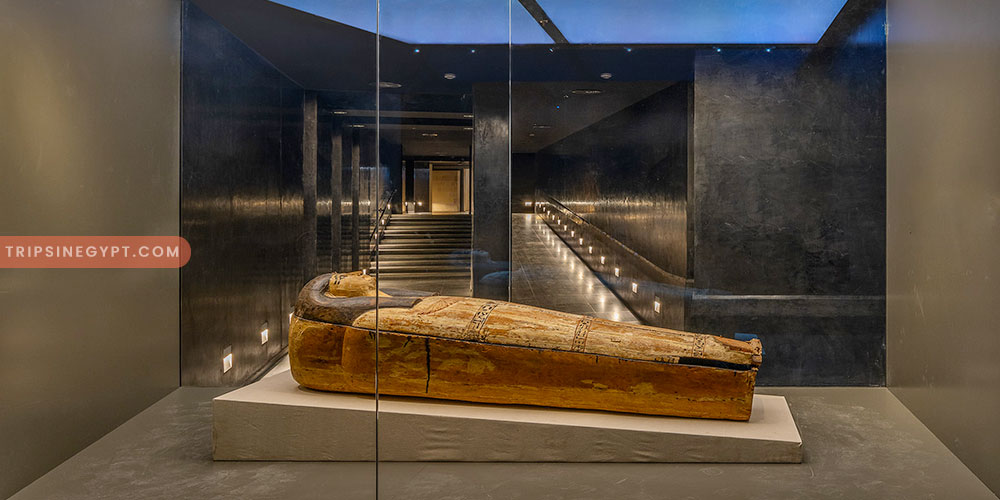 The National Museum of Egypt Civilization - Trips In Egypt