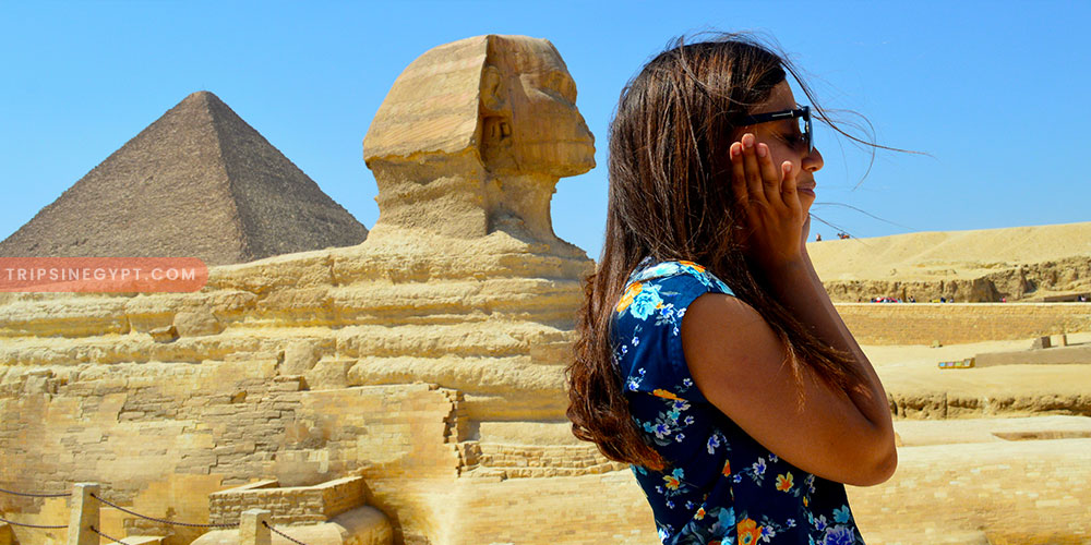 The Sphinx - Trips In Egypt