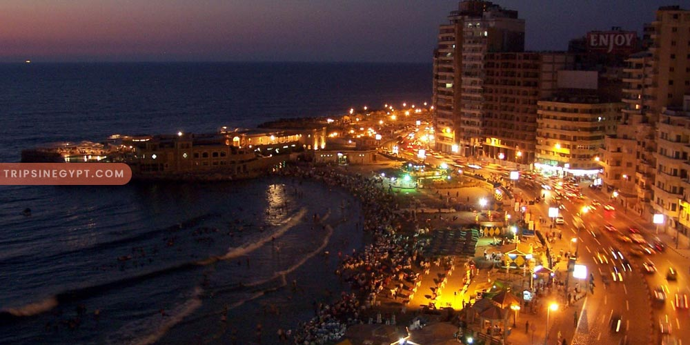 Things to Do in Alexandria At Night - Trips In Egypt