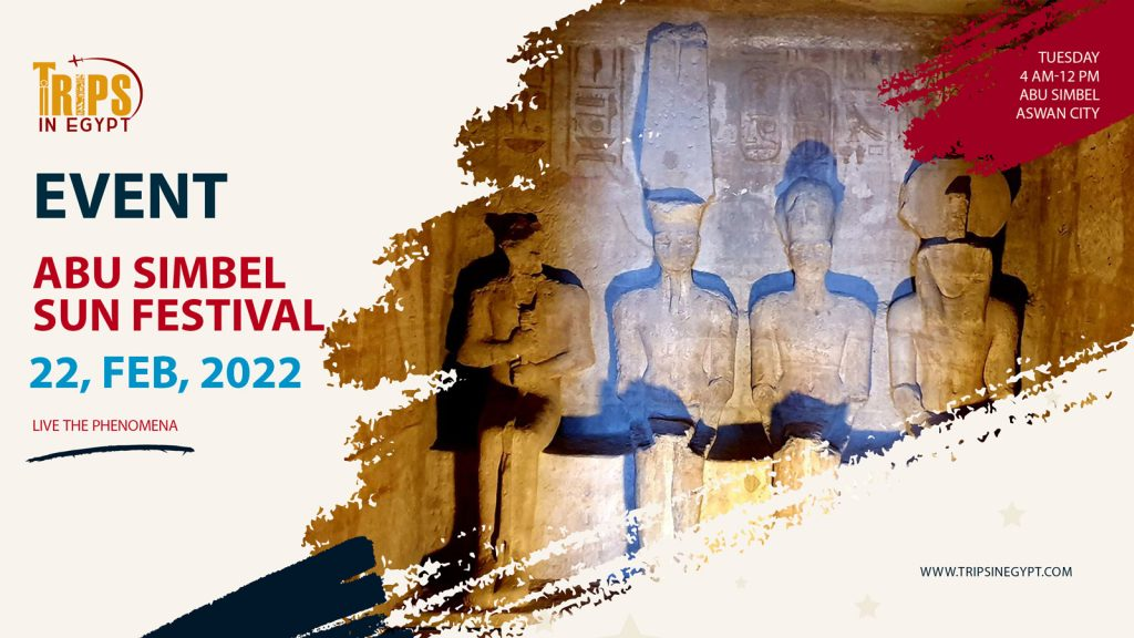 Abu Simbel Sun Festival Event In February - Trips In Egypt