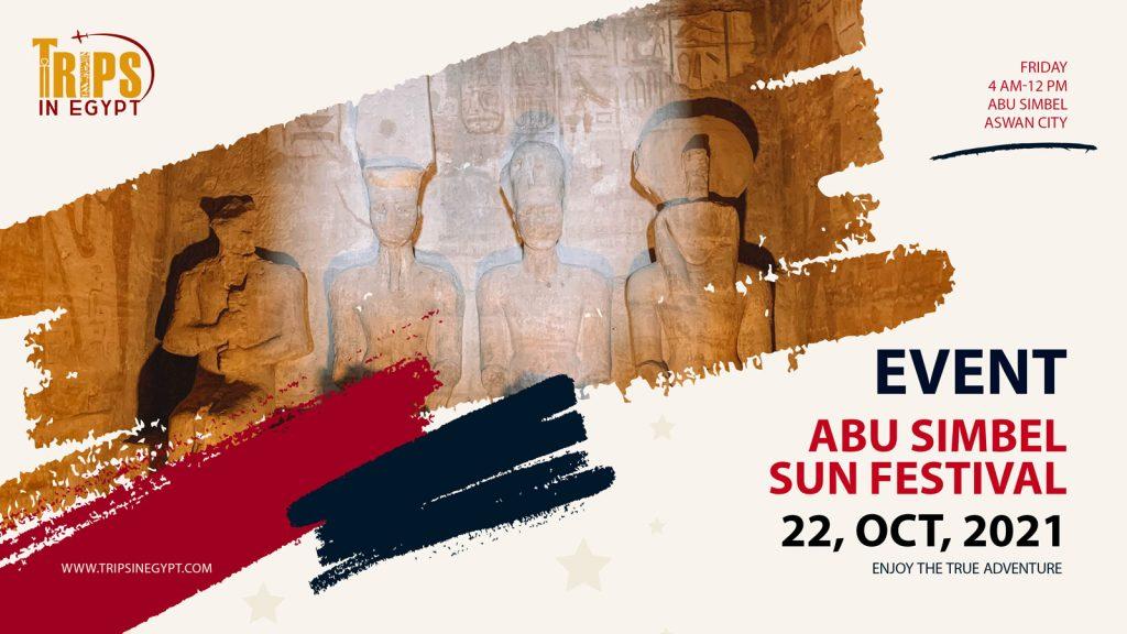 Abu Simbel Sun Festival Event October 2021 - Trips In Egypt